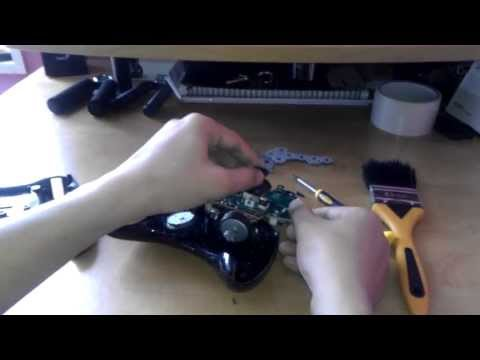 How to fix Sticky Jammed Button or Thumbstick for Xbox 360 Controller