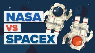 NASA vs SpaceX - What