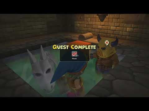 Let's Play Dragon Quest Builders 28: Lava Land
