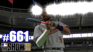 TIED UP ALCS! | MLB The Show 18 | Road to the Show #661