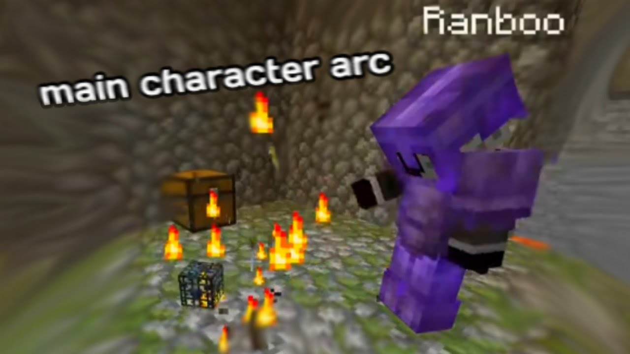 Technoblade realizes Ranboo is the main character (Dream SMP)