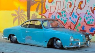 Euro Hot Rod Volkswagen Karmann Ghia Review!-The Most Attention I