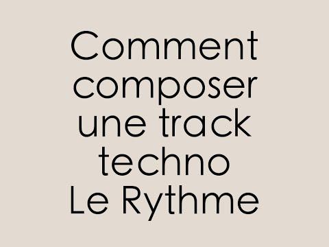 Tout sur Ableton - Comment composer un rythme Techno avec Ableton Live  [Tuto]