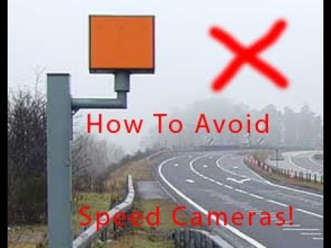 CAR HACK!!! How To Avoid Speed Cameras UK Plate Hiders!