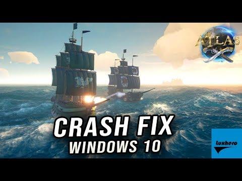 Atlas - How to Fix Crashes on Windows 10