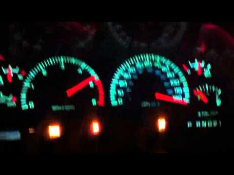 1998 Dodge Ram 70-120+mph top speed run (Pegged Out)
