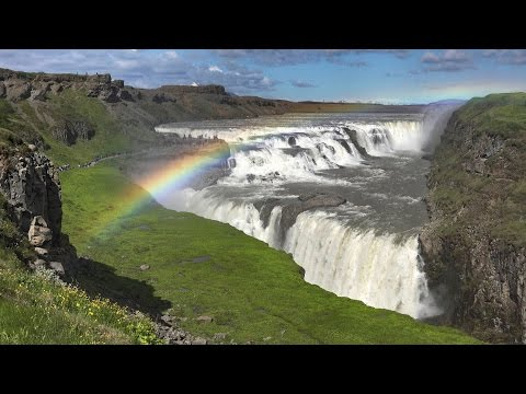 Golden Circle, Iceland in 4K (Ultra HD)