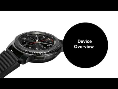 Gear Webinar: Intro to Watch Face Creation with the Gear Watch Designer Tool