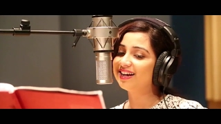Mona Darling Song Making    Shreya Ghoshal    Sonu Nigam   Recording in Studio