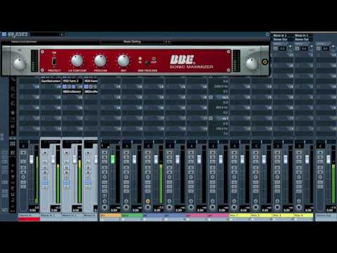 Recording 101 - Creating songwriting templates in Cubase