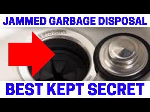 Garbage Disposal Operation & Care