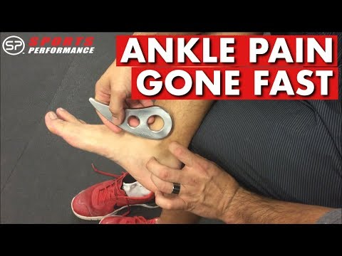 How To Improve Ankle Flexibility Fast | Sports Performance Physical Therapy