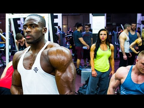Tip for Bigger Rear Delts | Gabriel Sey