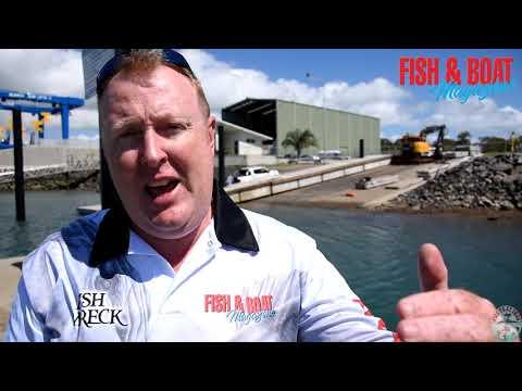 Fraser Coast Boat Ramp Upgrade Update for Easter Holidays