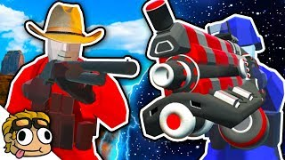 THE MOST OVERPOWERED WEAPON MOD EVER! 🔥 Ravenfield Custom Mod and