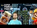 A Taste Of Sagans Special Sauce NEW Kaizo College Levels SUPER MARIO MAKER