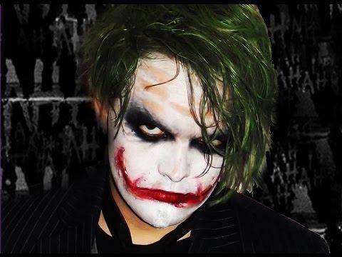 The Joker - Dark Knight - Makeup Tutorial!