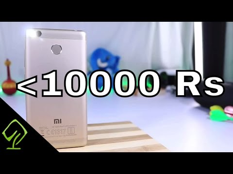 Best Phones Under 10000 Rs (Moto G4 Play vs Redmi note 3 vs Redmi 3s  vs Vibe K5 plus vs Asus Max )