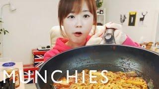 The Food Porn Superstars of South Korea: Mukbang