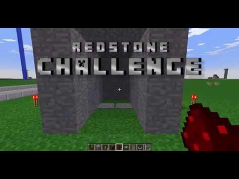 Redstone Challenge
