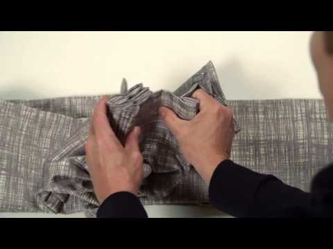 Signature Series | How to Install Pinch Pleat Draperies with Traverse Rod - Outside Mount