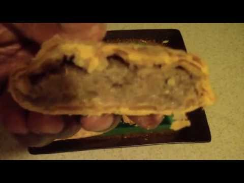 AIRFRYER BEEF PATTIES MILD & SPICEY caribbean food delights