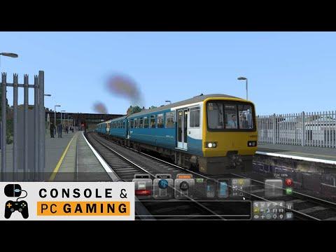 Train Simulator on the Virtual Journey Leg1 Bristol to Cardiff