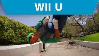 Finding Luigi - Legend of Parkour