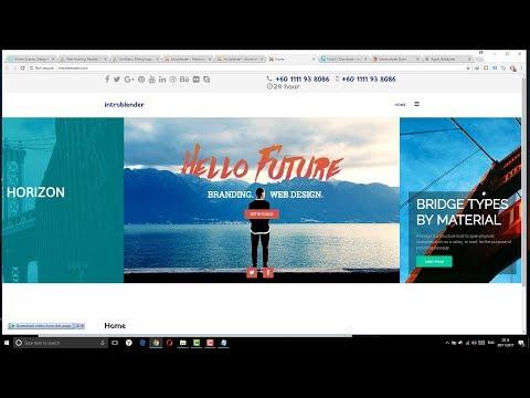 How to Make an amazing Joomla 3.8 Website 2017