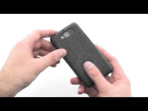 Cruzerlite Bugdroid Circuit Case for Motorola Droid MINI