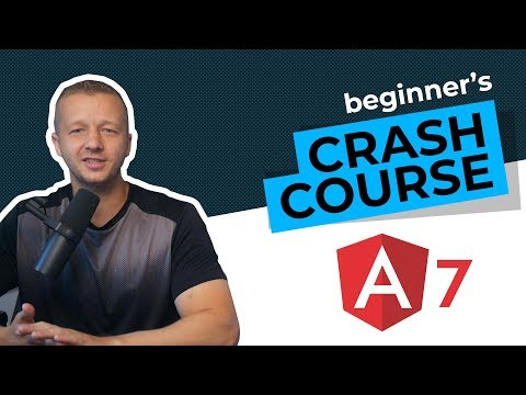 Learn Angular 7 in 50 Minutes - A Free Beginner's Crash Course