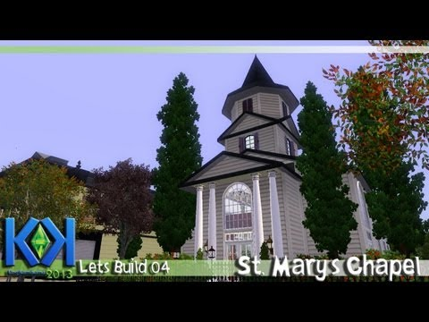 The Sims 3 Let's Build -(Episode 04)-