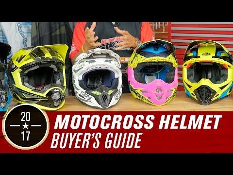 Best Motocross Helmets | 2017