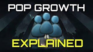 「Stellaris」Pop Growth Mechanics Explained - 3.0 Nemesis