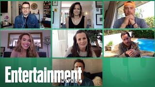 All My Children Reunion: Josh Duhamel, Cameron Mathison, & More | Entertainment Weekly
