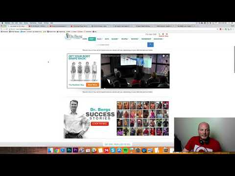 Dr. Eric Berg - A Great Internet Business Structure