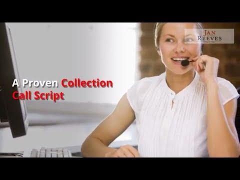 A Proven Collection Call Script