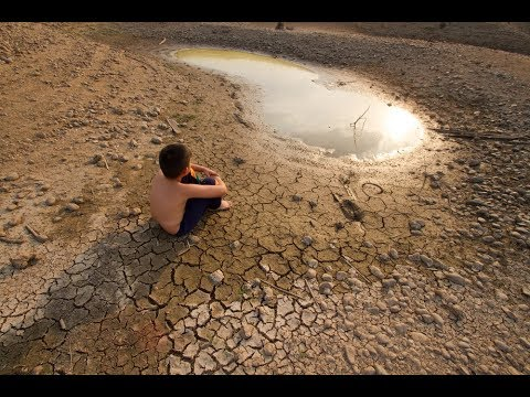 What Would Happen If All Water On Earth Disappeared?