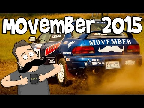 Join me for Movember 2015 & save some testicles