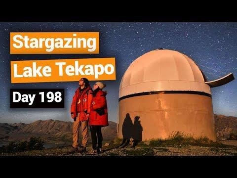 Lake Tekapo Stargazing Tour – New Zealand's Biggest Gap Year – Backpacker Guide New Zealand