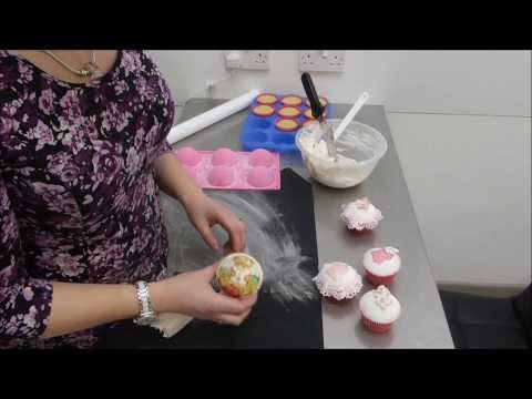 How To Make Dome Top Cupcakes - TUTORIAL