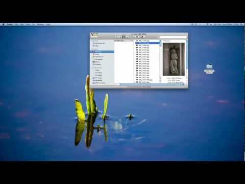 Mac OS X: How to Burn a Data DVD/CD/Disc on a Mac (TUTORIAL)