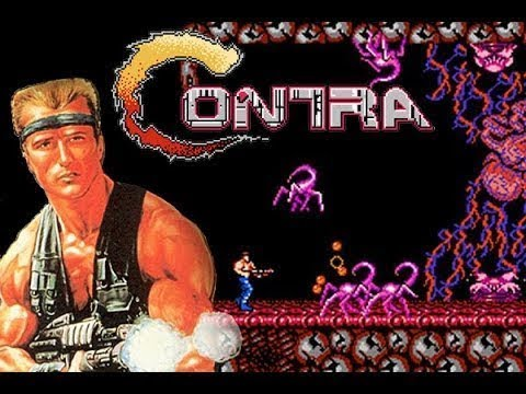 The Super Contra Hack Game
