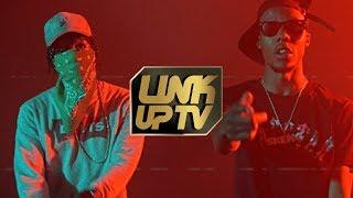 #410 Skengdo x A.M - Back 4 Back [Music Video] | Link Up TV