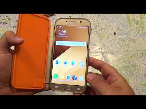 Samsung Galaxy A5 2017 sim card pin change
