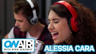 """Alessia Cara Covers Shawn Mendes """"Stitches"""" (Acoustic) 