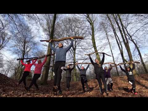 Be you, be natural - OUTDOOR GYM