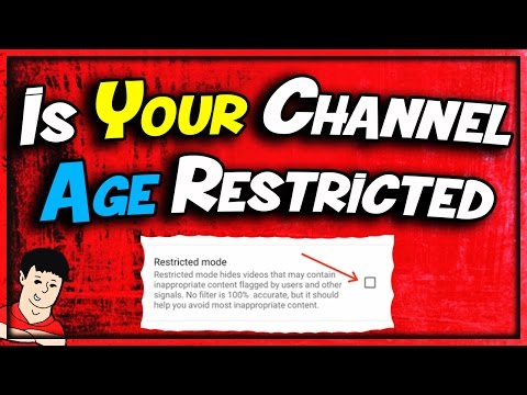 How to Find Out If Your YouTube Channel is Age Restricted