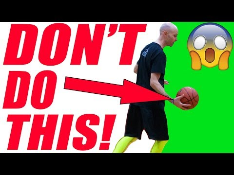 Get A PERFECT Spin Move! Basketball Basics