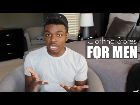 My Top 10 Favorite Clothing Stores | Men's Style